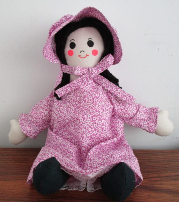 Charlotte Doll, Toys, Laura Ingalls Wilder on Shop Iowa