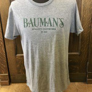 Bauman's Short Sleeve T-Shirt
