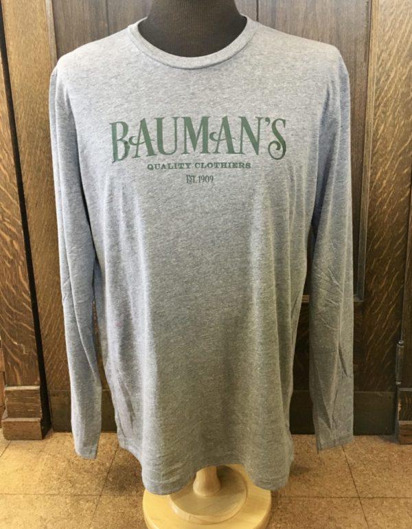 Bauman's Long Sleeve T-Shirt