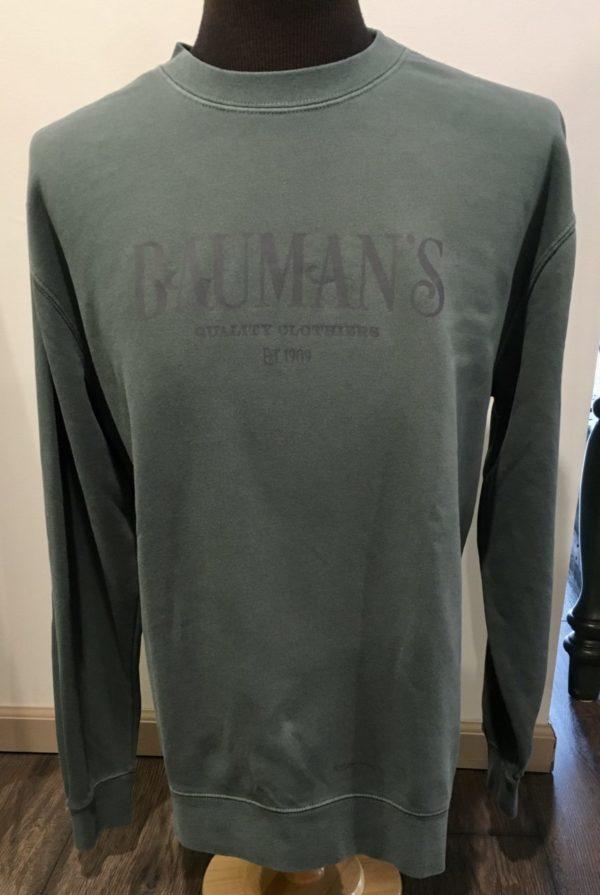 Bauman's Crew Neck Sweatshirt