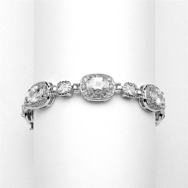 4069B-S silver bracelet -mco