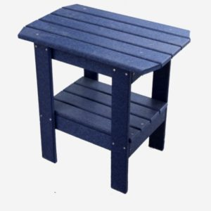 End Table Rectangular PolyCraft Furniture