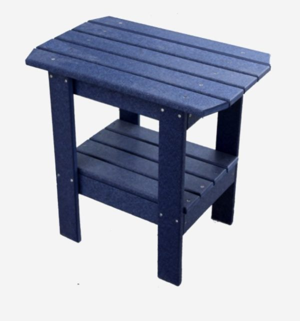 Rectangle End Table PolyCraft Furniture