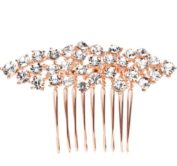 Crystal Hair Comb