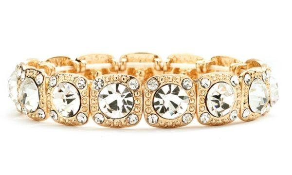 Trio of Gold Bracelets