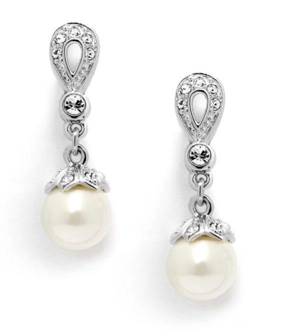 clip on earrings -mco