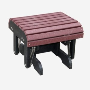Gliding Ottoman PolyCraft Furniture