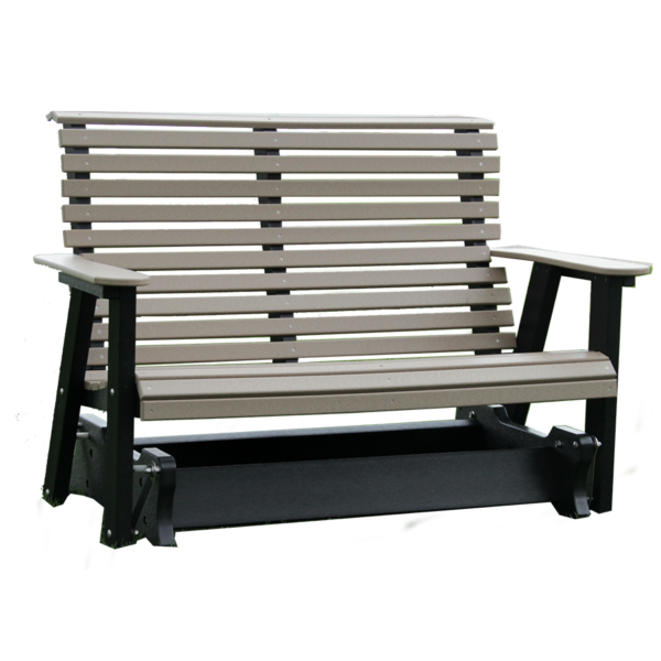 4′ Glider Bench PolyCraft furniture