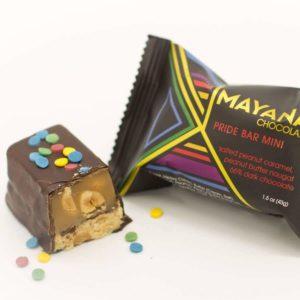 photo of Mayana Small Pride Chocolate Bar, Paper Moon, Shop Iowa