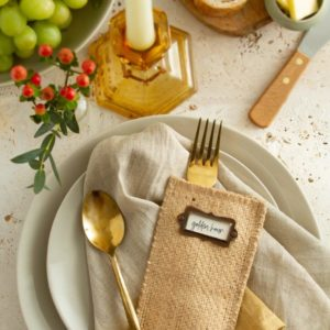 photo of silverware pouch, A Heavenly Celebration, Shop Iowa