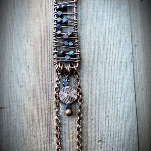Ladder Pendent Necklace