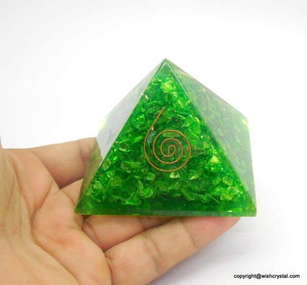 Metaphysical Magic Orgone Pyramids