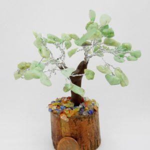 Petite Natural Crystals Gem Tree