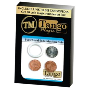 Scotch And Soda Mexican Coin Magic Trick