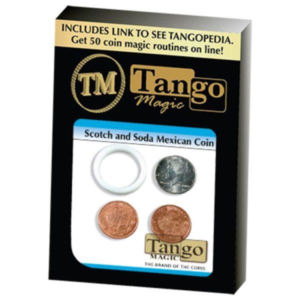Scotch And Soda Mexican Coin Magic Trick