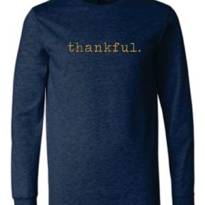 Thankful Long Sleeve Tee
