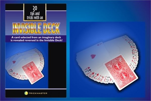 Invisible Deck and Book Kit