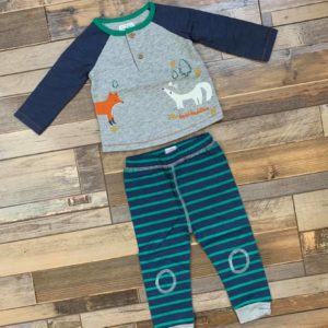 Best Buddies Winter 6 – 9 Month Set