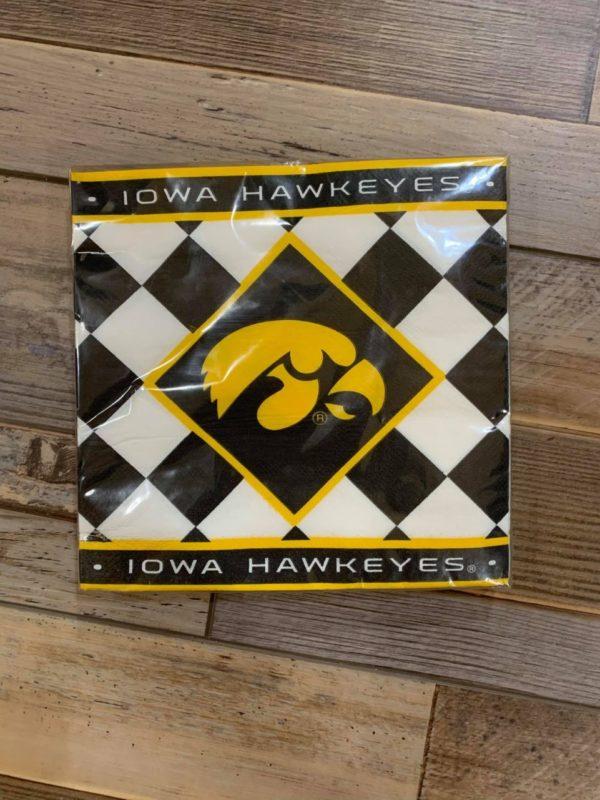 Iowa Hawkeye Tailgate Starter Kit