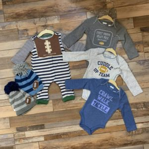 Baby Football Apparel