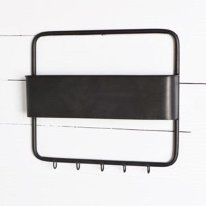 Metal Wall Organizer