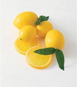Lemon With Slices Bag