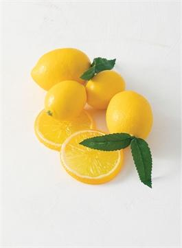 Lemon With Slices Bag