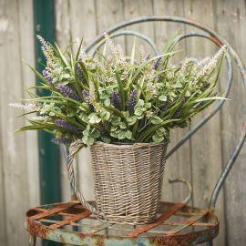 Lilac Sword Grass Pick