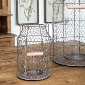 Fish Trap Lantern