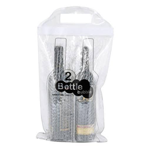 2 Bottle Bubble Protector