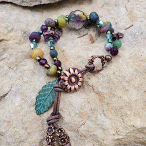 Jewel Tones Bracelet