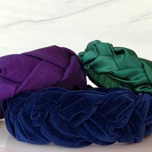 handmade headbands from marti & company
