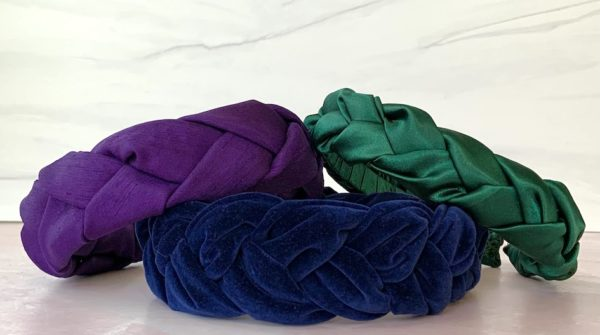 handmade headbands from marti & company
