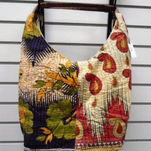 Sari Shop Slouchy Bag