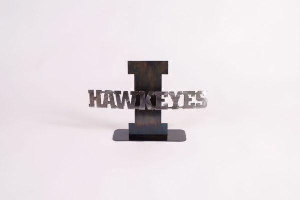 Collegiate Metal Creations – University of Iowa