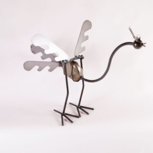 Looney Bird Metal Creation