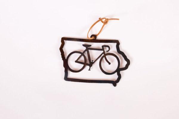 Bike Iowa Metal Creations