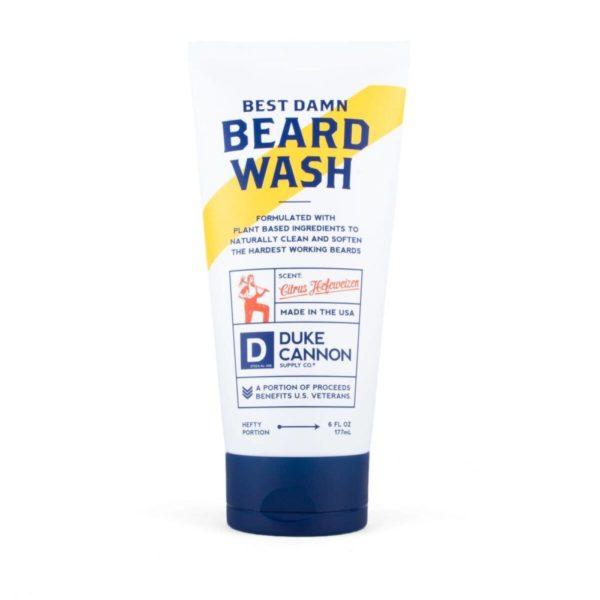 Duke Cannon Beard Wash