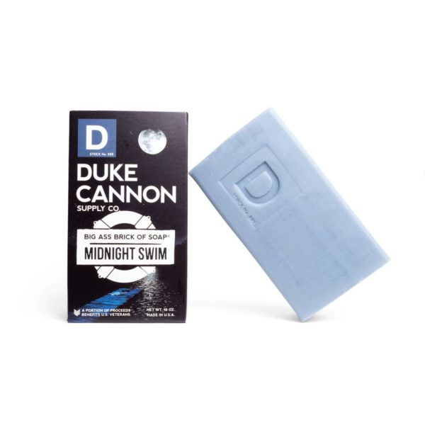 Duke Cannon Big A** Brick of Soap