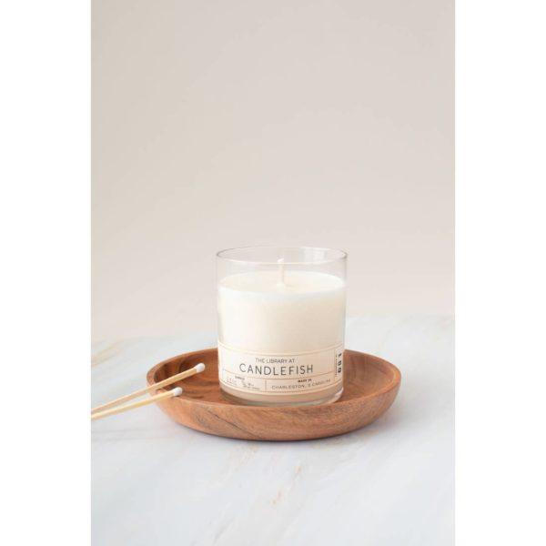 Candlefish Candle