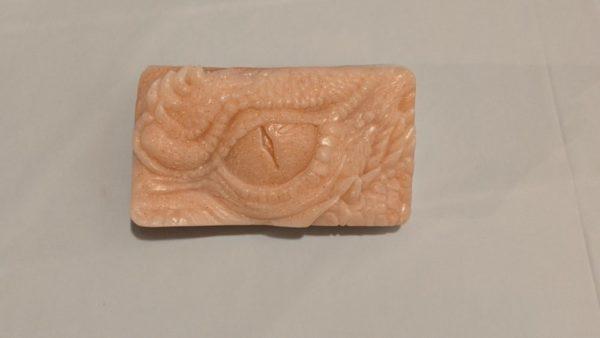 Dragon Eye Soap w/ d20 inside
