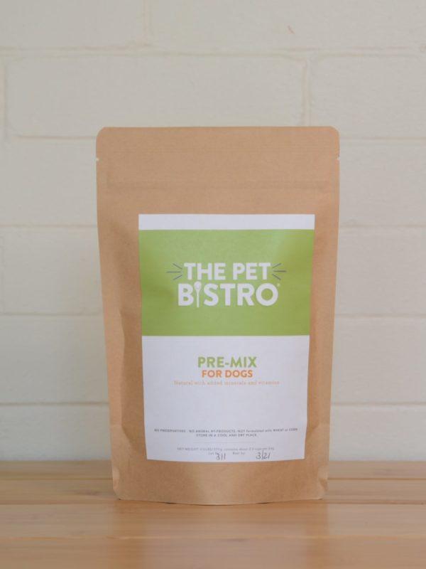 Premix Dog Food
