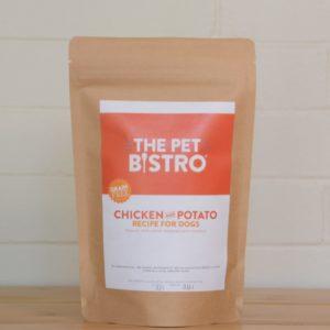 Chicken and Potato Dog Food