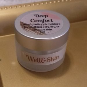 Deep Comfort moisturizer