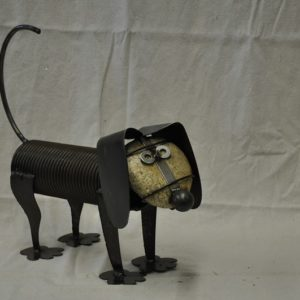 Dog Metal Creation