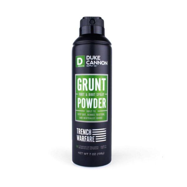 Duke Cannon Grunt Powder