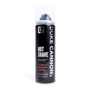 Duke Cannon Hot Shave