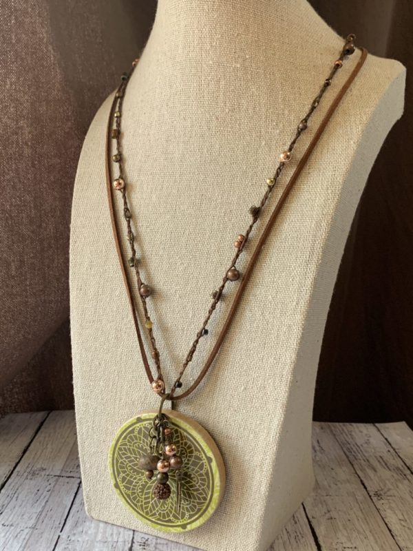 Life is Better in the Country Necklace