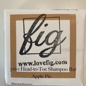 FIG Head to Toe Shampoo Bar – Gentle