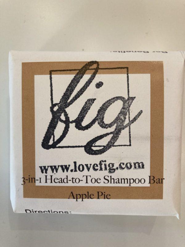 FIG Head to Toe Shampoo Bar – Gentle